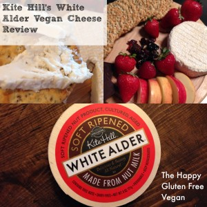 kite hill vegan white alder cheese