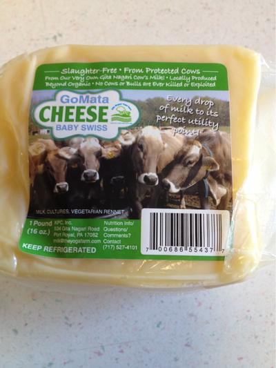 gita nigari humane slaughter free cheese baby swiss