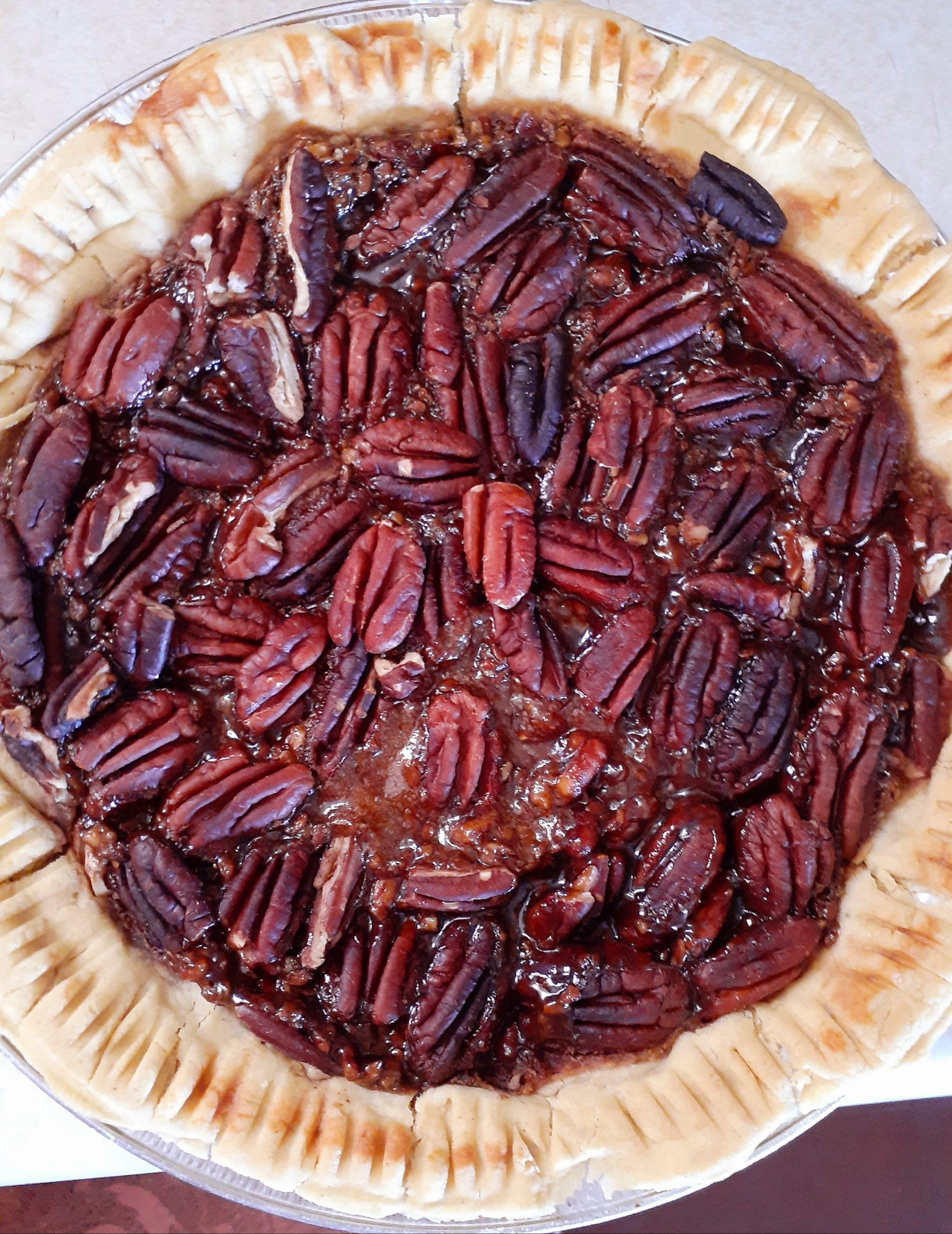 You'll Flip Over This Vegan, Gluten-Free Pecan Pie!
