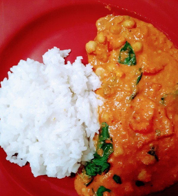 Roasted Red Pepper Curry is Vegan, Gluten-Free, and Delicious!
