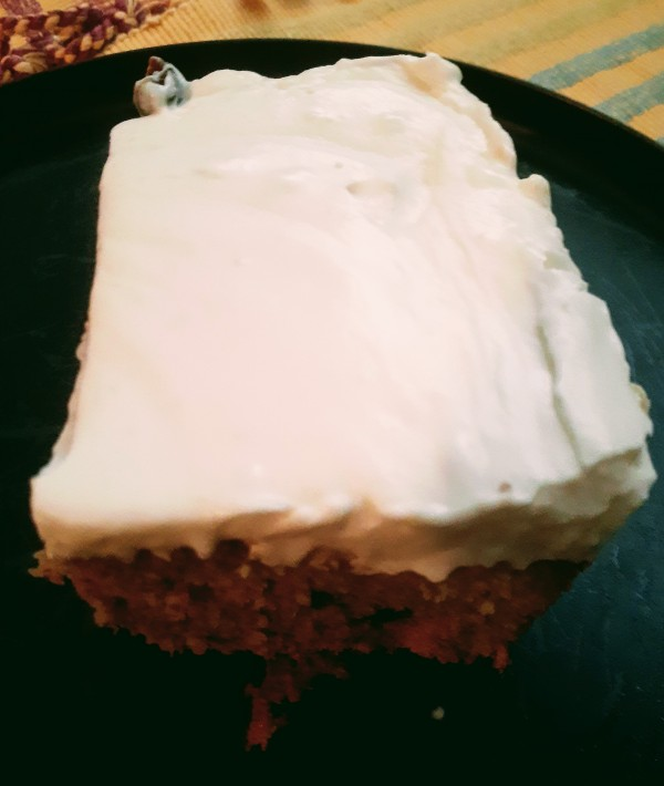 Indulge Your Sweet Tooth With Our Gluten-Free, Vegan Banana Cake!