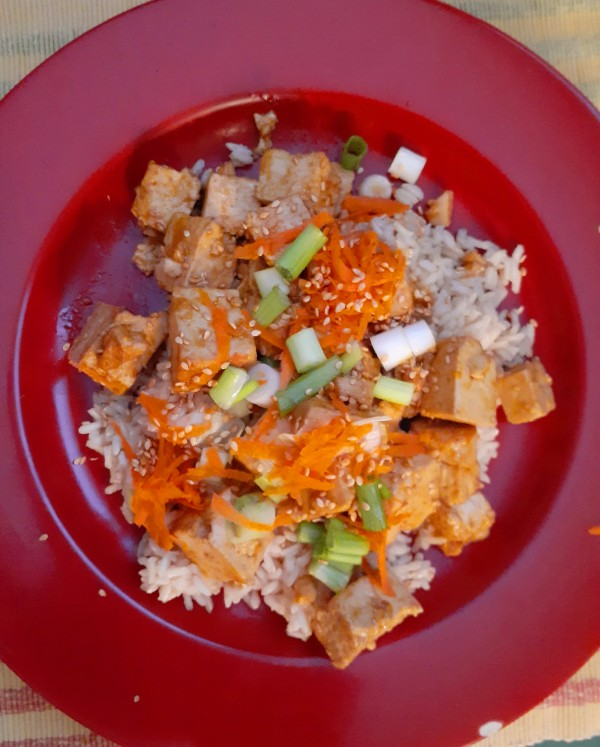 Baked Bang Bang Tofu! Vegan And Gluten-Free, Fun to Say Out Loud, Easy to Prepare, Delicious to Eat!