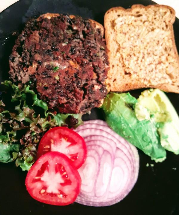 Succulent, Easy-to-Prepare Vegan, Gluten-Free Black Bean Burgers! So Yummy!