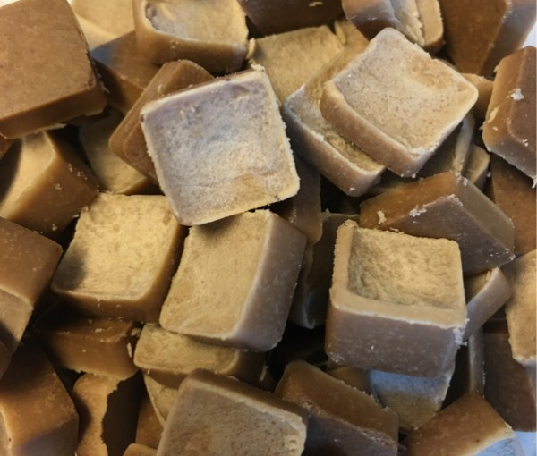 Bullet-Proof Latte Protein Squares - Vegan, Gluten-Free, and Delicious!