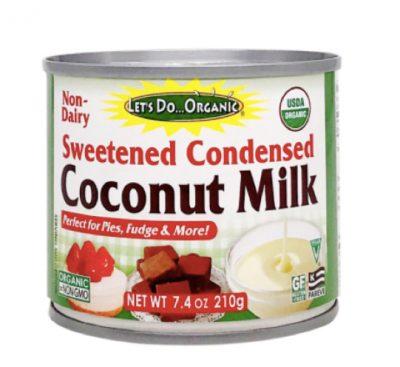 Gluten-Free Vegan 7-Layer Magic Cookie Bars Condensed Coconut Milk