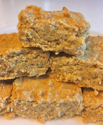 Homemade Gluten-Free Vegan Protein Bars With or Without Powder
