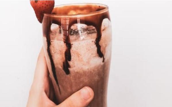 Our Vegan Gluten-Free Malted Milk or Milk Shake Recipe