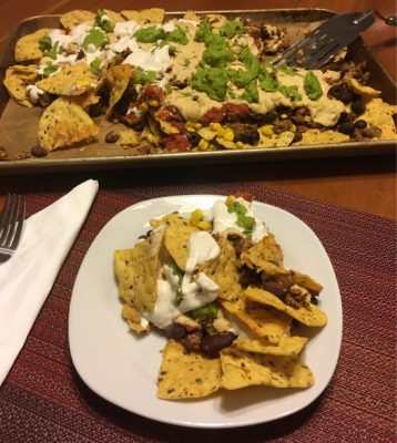 Quarantine Nachos: Gluten-Free Vegan Nachos You Can Easily Make at Home!