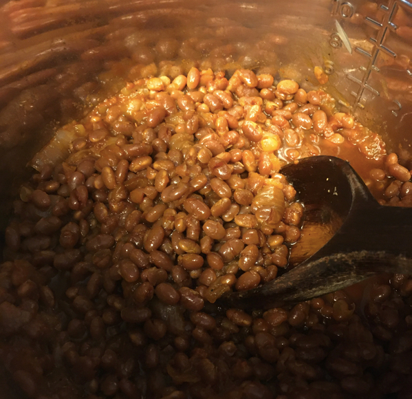 These Vegan Instant Pot Baked Beans are Fabulous, Easy, and Gluten-Free