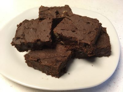 This Easy and Delicious Gluten-Free Vegan Brownies Recipe is Also Incredibly Healthful Thanks to a Secret Ingredient!