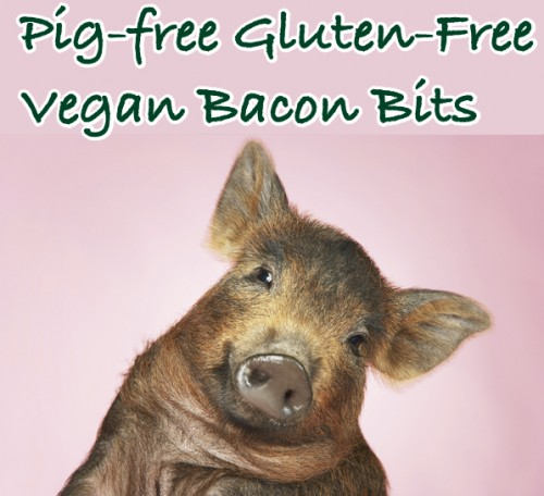 Vegan, Gluten-Free Bacon Bits
