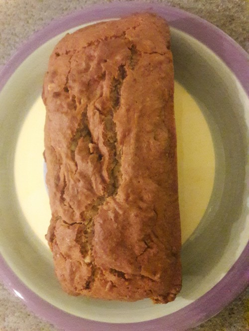 Incredibly Simple Vegan, Gluten-Free Banana Bread