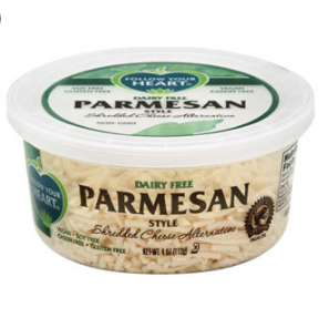 follow your heart vegan parmesan