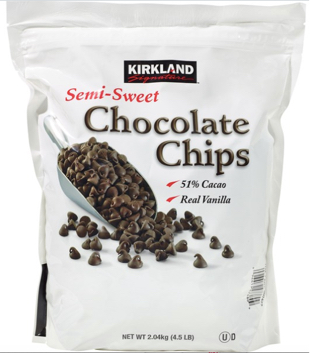 kirkland costco vegan chocolate chips