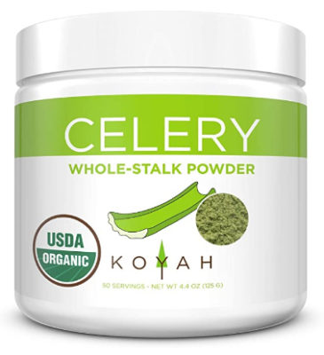 koyah celery juice powder
