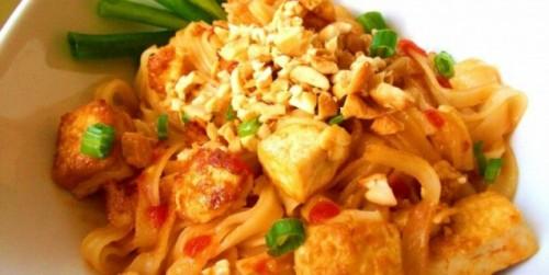 vegan gluten-free pad thai