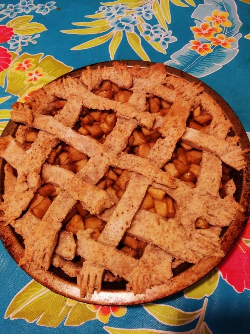 All-American Apple Pie That Just Happens to be Gluten-Free and Vegan!