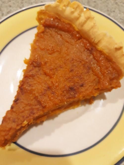Celebrate Cooler Temperatures With Vegan, Gluten-Free Pumpkin Pie