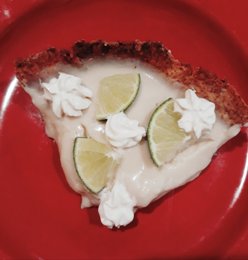You'll Go Wild For This Sweet But Tart Vegan, Gluten-Free Key Lime Pie