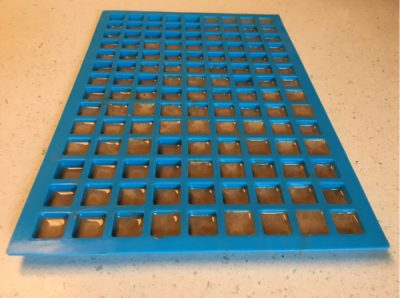 silicone molds for protein squares