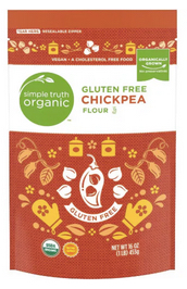 simple truth organic chickpea flour king soopers