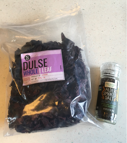 vegan dulse bacon recipe