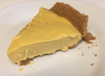 vegan pumpkin cheesecake gluten free