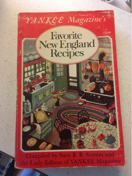 yankee magazine favorite new england recipes